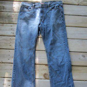 Levis Denizen 285 Relaxed Fit Jeans W38 L 30